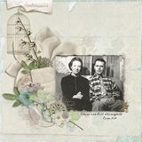 Yesteryear - Page Kit