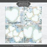 February Frenzy Template Set 2