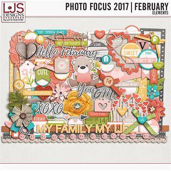 Photo Focus 2017 - February Elements