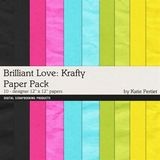 Brilliant Love Expanded Scrapbooking Collection