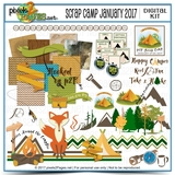 Scrap Camp January 2017