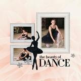 Ballet And Dance Alpha Set