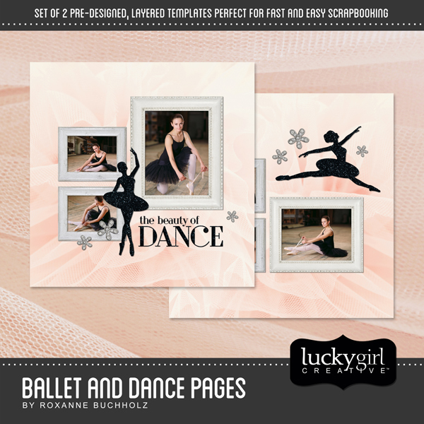 Ballet And Dance Pages
