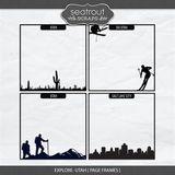Explore Utah - Page Frames