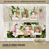 Colors Of Spring Timelines