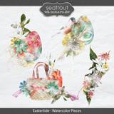 Eastertide - Watercolor Pieces