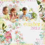 Eastertide - Word Art