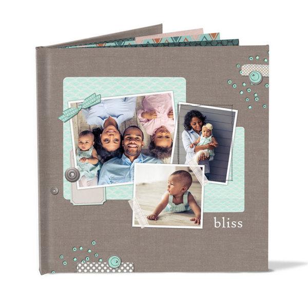 Hardbound Photo Book (12 X 12)