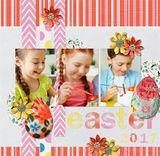 The Book Club - Easter Memories Predesigned Editable Book