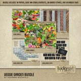 Veggie Garden Papers