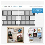 Forever Design Maps 15 12x12