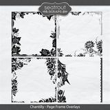 Chantilly - Page Frame Overlays