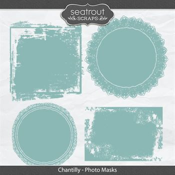 Chantilly - Photo Masks
