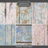 Chantilly - Rustic Papers