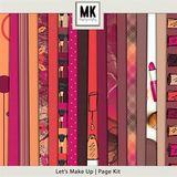 Let's Make Up - Page Kit