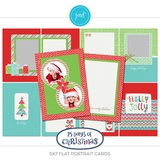 25 Days Of Christmas 5x7 Flat Cards Bundle