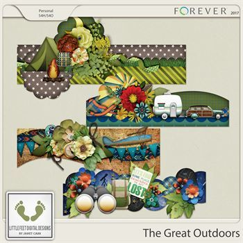 The Great Outdoors Borders