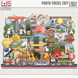 Photo Focus 2017 - July Elements