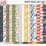 Photo Focus 2017 - July Papers