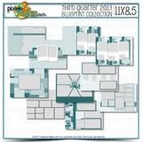 11x8.5 Third Quarter 2013 Blueprint Collection
