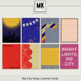 Big City Swag - Journal Cards