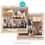 Coffee Love Pages