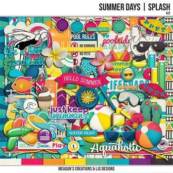 Summer Days - Splash Kit
