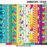 Summer Days - Splash Papers