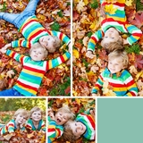 Autumn Moments 12x12 Predesigned Pages