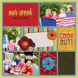 52 Weeks - July-September Book