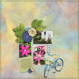 Just Can't Get Enough Garden Time - Decorated Papers