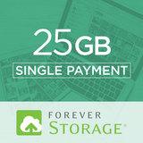 25 GB Storage