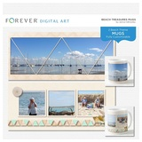 Beach Treasures Mugs