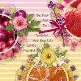 Tutti Frutti Glitter Splats