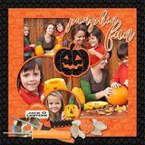 Halloween Template 1