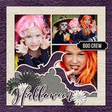 Halloween Template 2