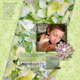Botanical Beauty Page Pak
