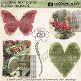 Creative Text Paths - Click.masks 4