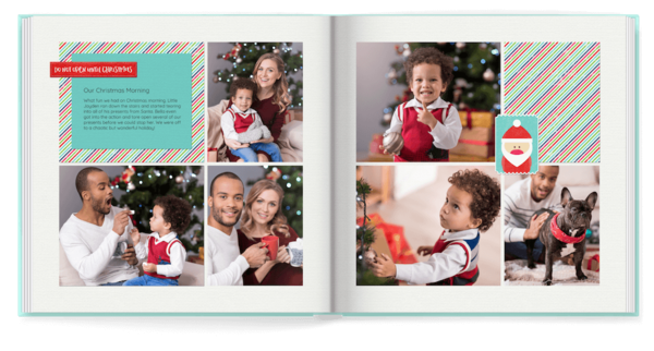 25 Days of Christmas Photo Book