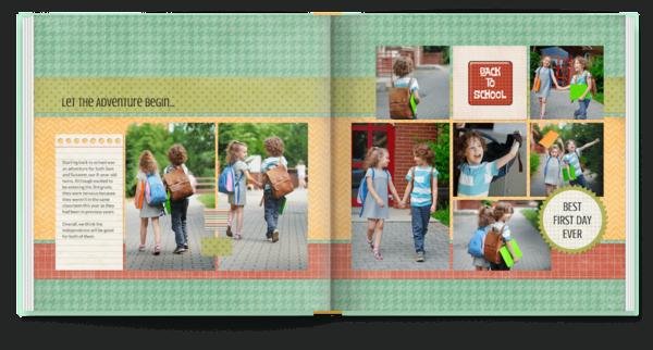 Elementary Photo Book
