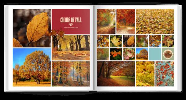 Fabulous Fall Photo Book