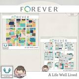 A Life Well Lived Template Set