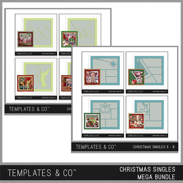 Christmas Singles Mega Bundle