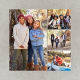 Family Monogram Pre-designed Book