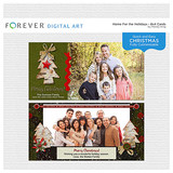 Home For The Holidays 8x4 Cards