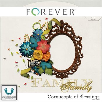 Cornucopia Of Blessings Freebie
