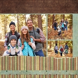Jewel Heritage 12x12 Predesigned Pages