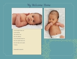 Ashby Series Baby Boy 11x8.5 Predesigned Pages