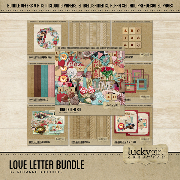 Love Letter Bundle