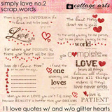 Simply Love Collection